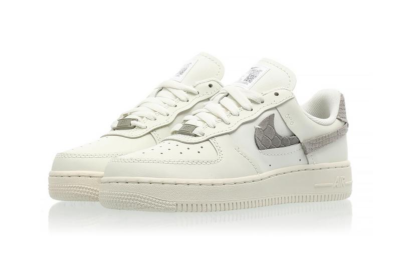 nike air force 1 af1 lxx sea glass womens sneakers gray silver white colorway shoes footwear kicks sneakerhead lateral laces