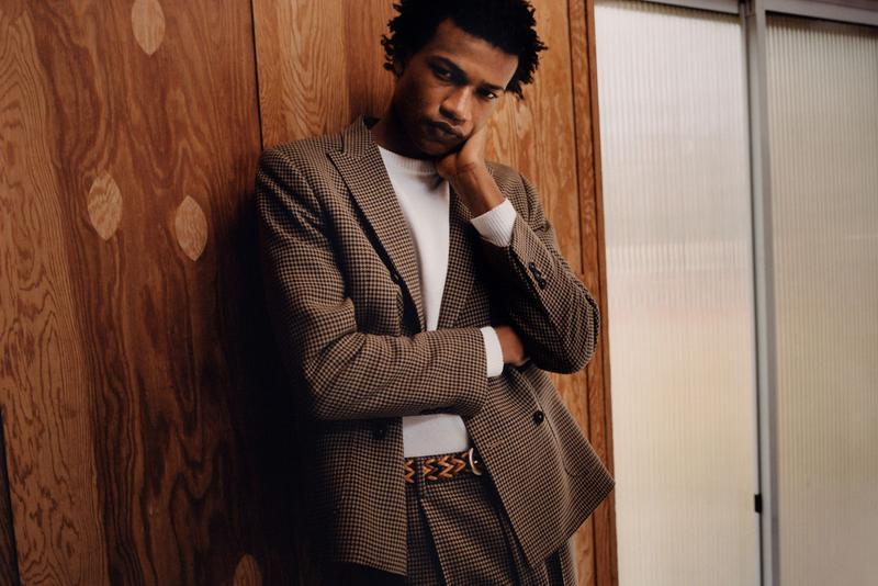 noah clothing ny spring summer 2021 collection campaign menswear suit
