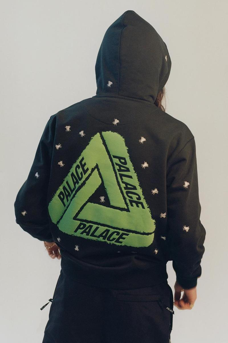 palace skateboards spring summer collection lookbook hoodie outerwear