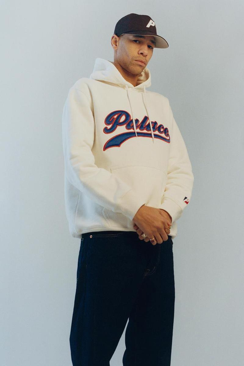 palace skateboards spring summer collection lookbook hoodie pants hat cap