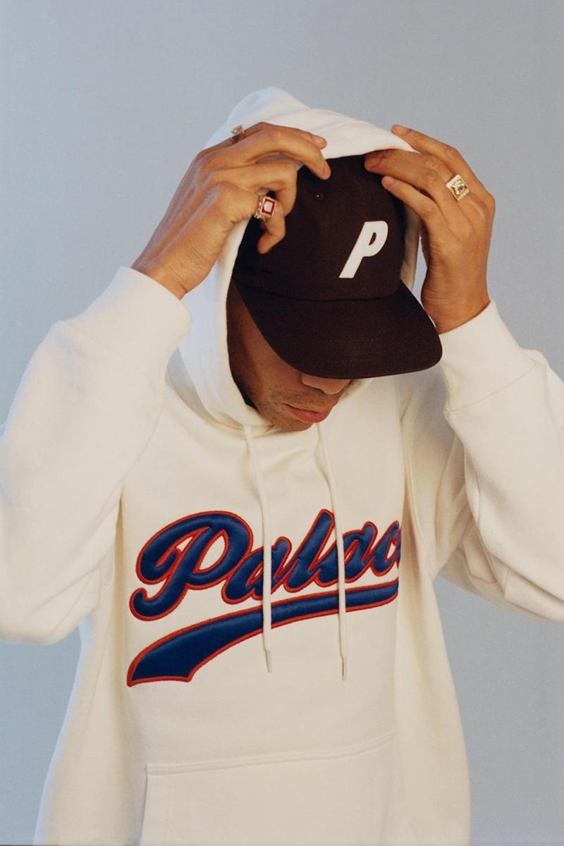 palace skateboards spring summer collection lookbook cap hat hoodie
