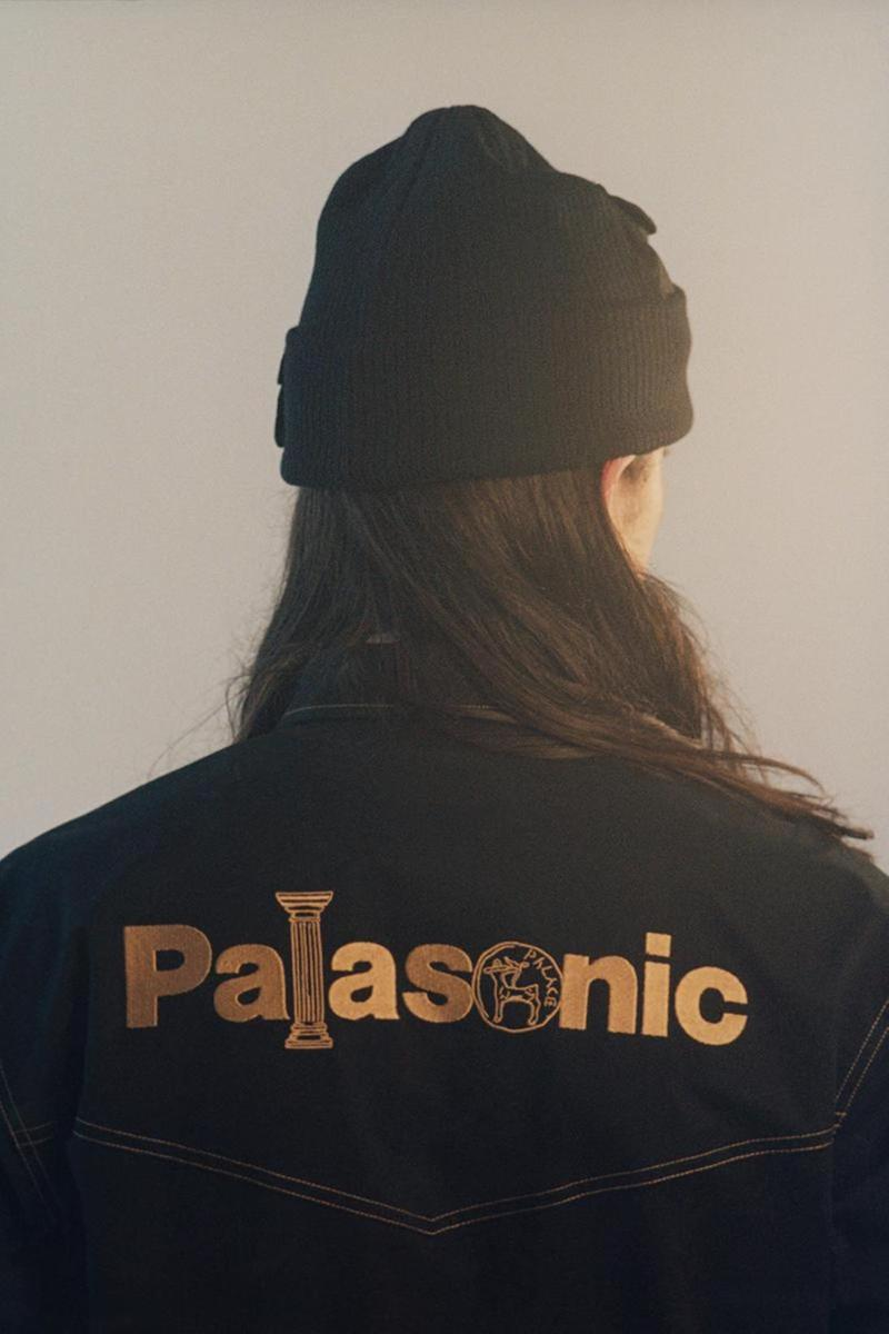palace skateboards spring summer collection lookbook beanie jacket
