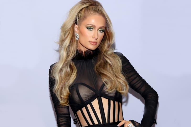 "Paris Hilton Launches ""This Is Paris"" Podcast iHeartRadio Release"