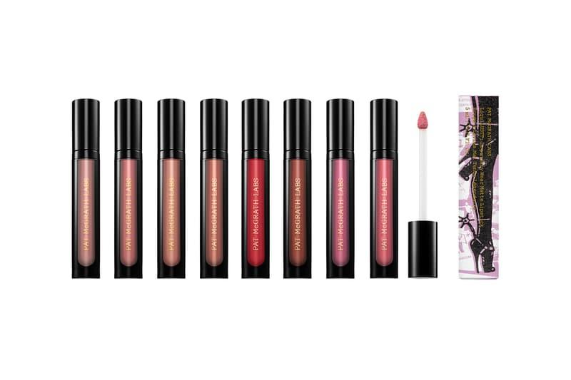 Pat McGrath Labs LiquiLUST Liquid Lipstick Matte Shades Colors