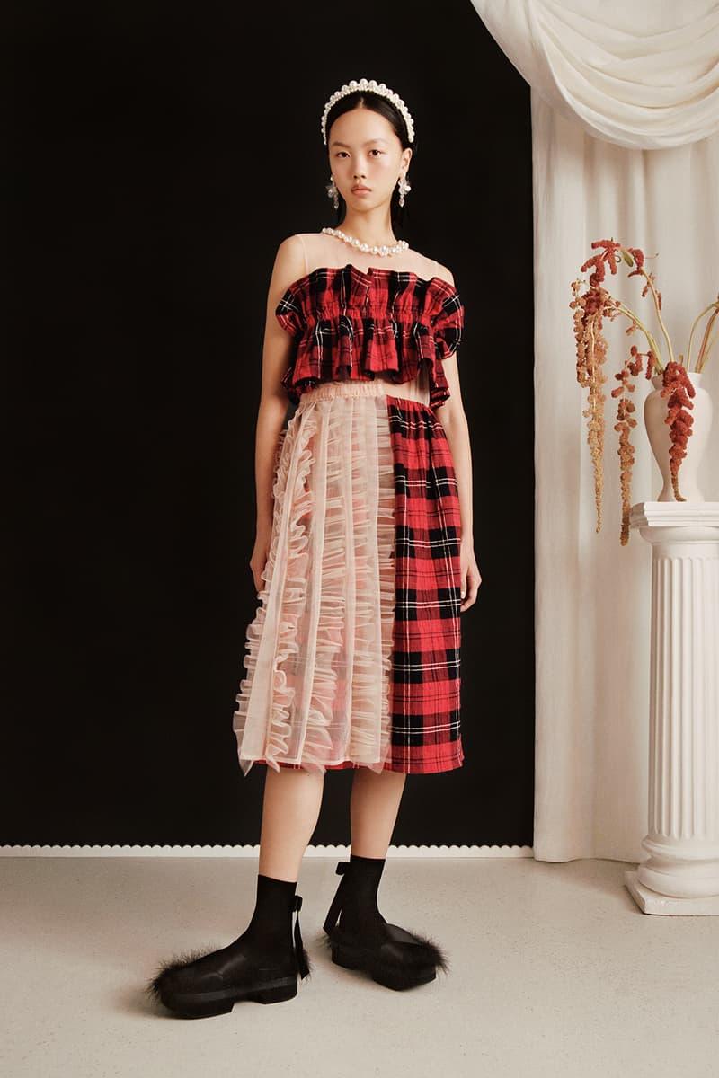 Simone Rocha x H&M Collaboration Collection Lookbook