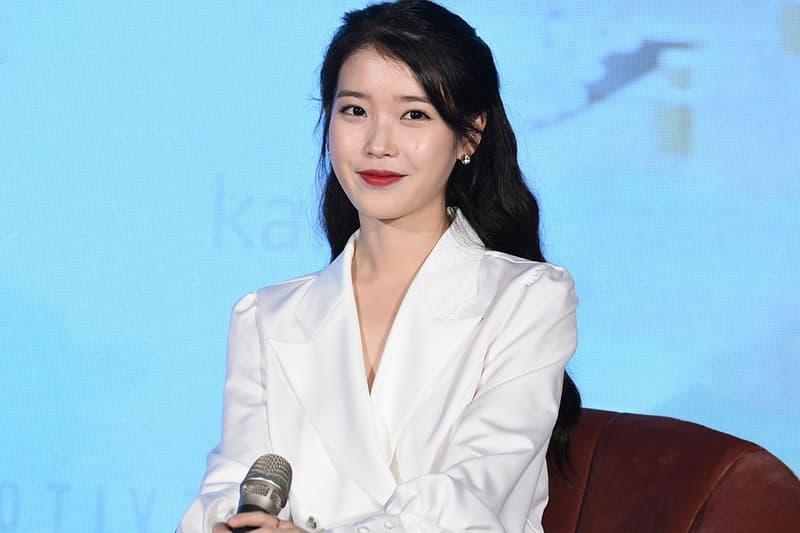 spotify korea launch without iu k-pop music lee jieun dlwlrma