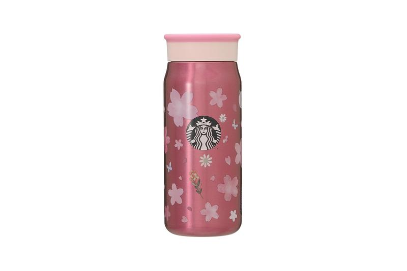 Starbucks Japan Sakura Cherry Blossom Cup Mug Bottle