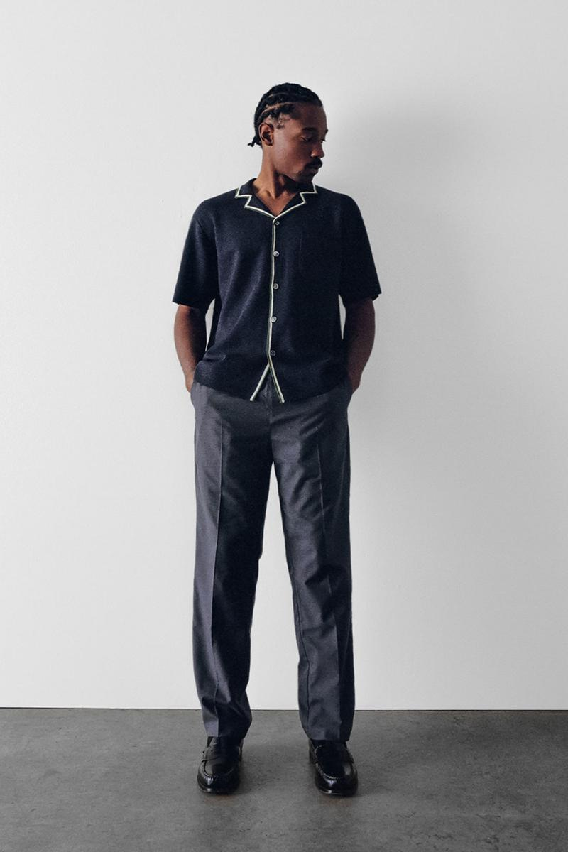 stussy spring 2021 collection lookbook womenswear shirt pants trousers jeans