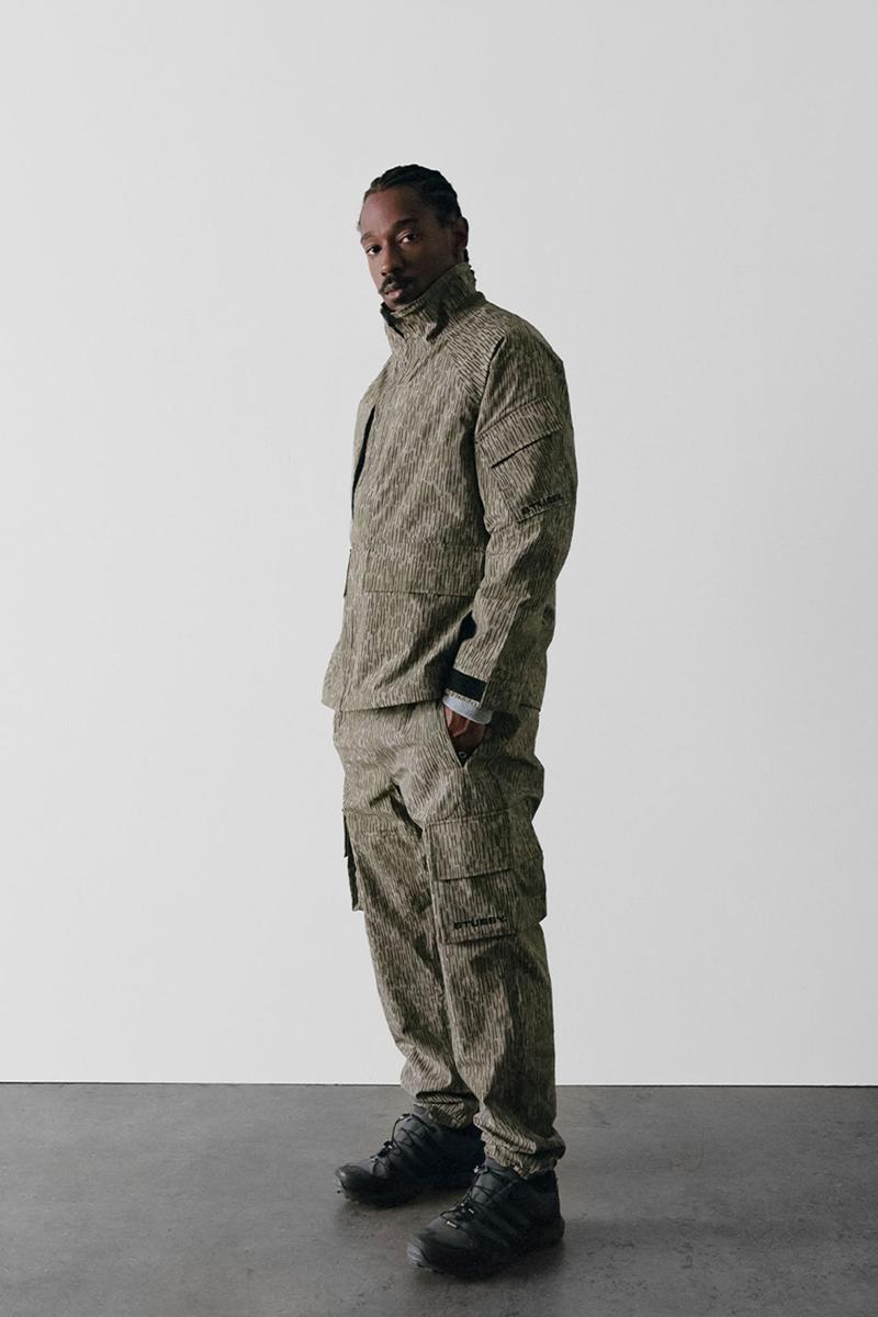 stussy spring 2021 collection lookbook womenswear cargo pants jacket