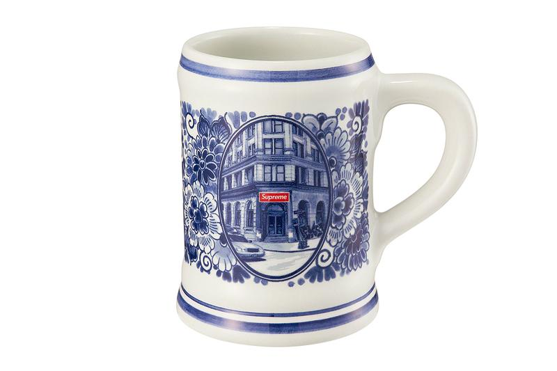 supreme spring summer 2021 ss21 collection drop accessories royal delft cup mug