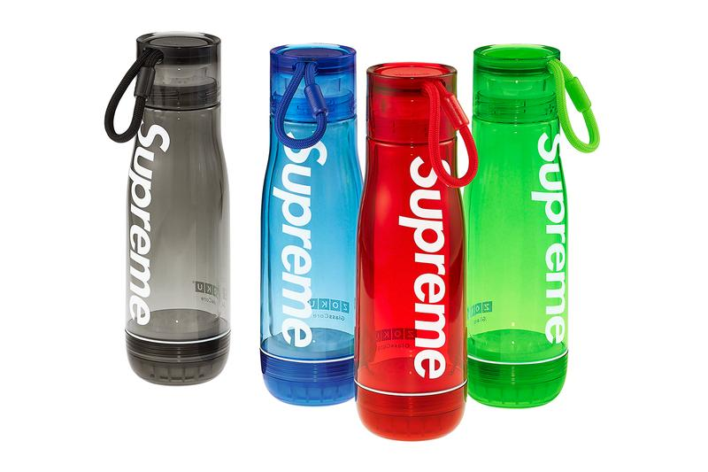 supreme spring summer 2021 ss21 collection drop accessories water bottle