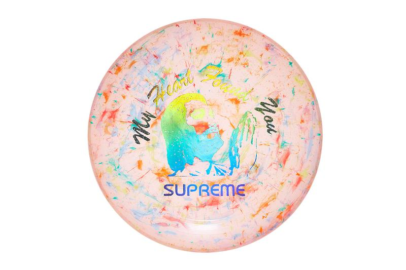 supreme spring summer 2021 ss21 collection drop accessories frisbee