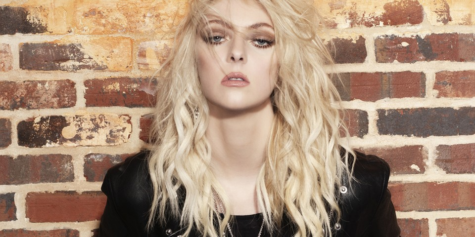 Taylor Momsen Preaches the Power of Rock and Roll