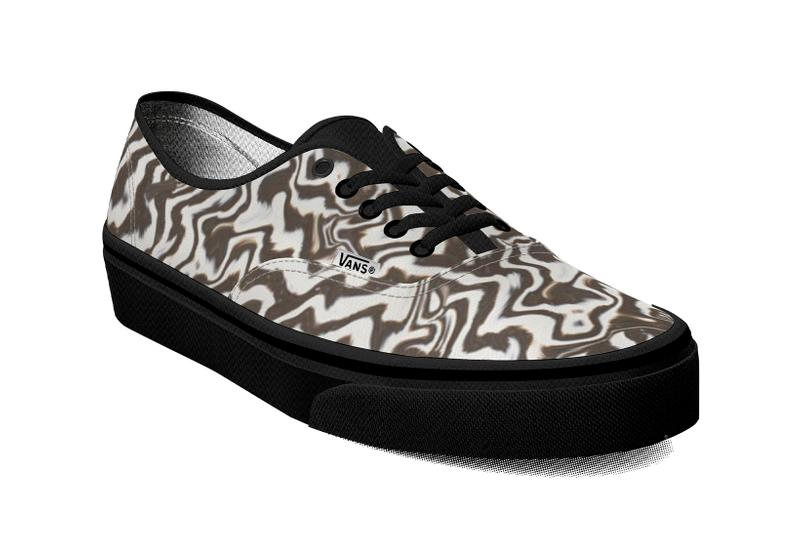 vans authentic sneakers black history month bhm partnership collaboration rewina beshue
