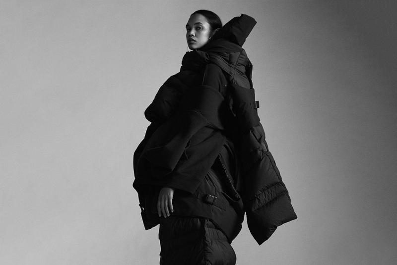 adidas pharrell williams collaboration pw triple black collection my shelter puffer jacket
