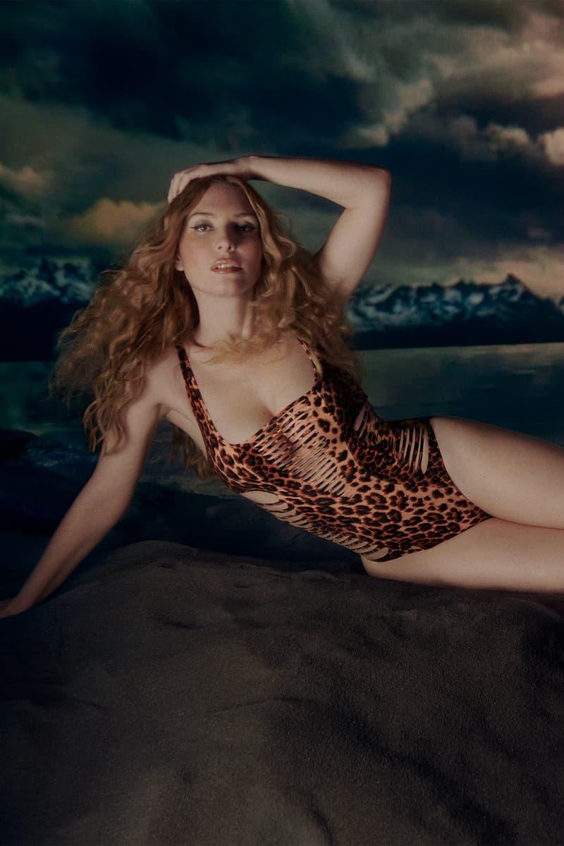 agent provocateur utopia spring summer collection campaign lingerie bodysuit