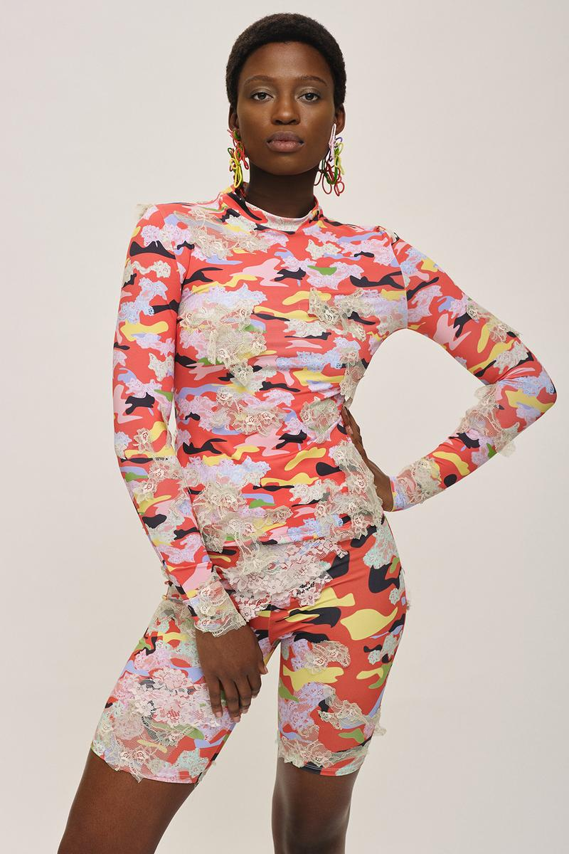 Alexandra Sipa Fall/Winter 2021 Sour Floral Collection