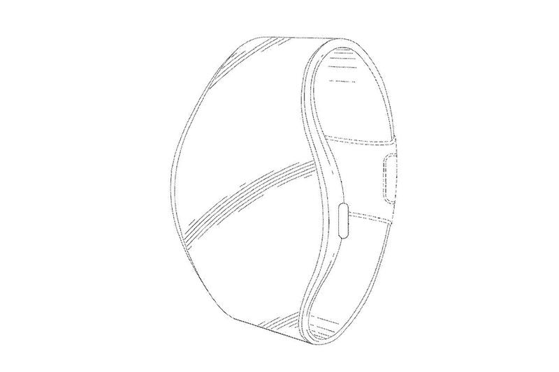 apple watch rounded face customizable bands flexible display design rumors info
