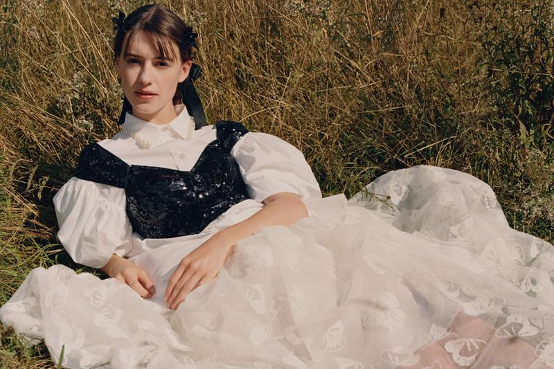 Simone Rocha H&M Collaboration Collection Dress