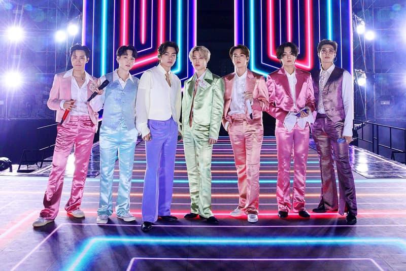 BTS American Music Awards 2020 Performance Concert