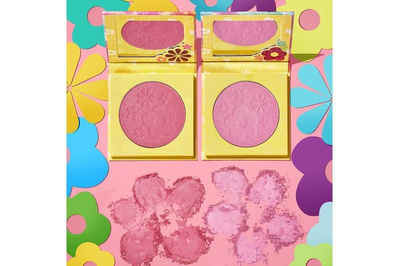 colourpop disney lizzie mcguire collaboration blushes makeup