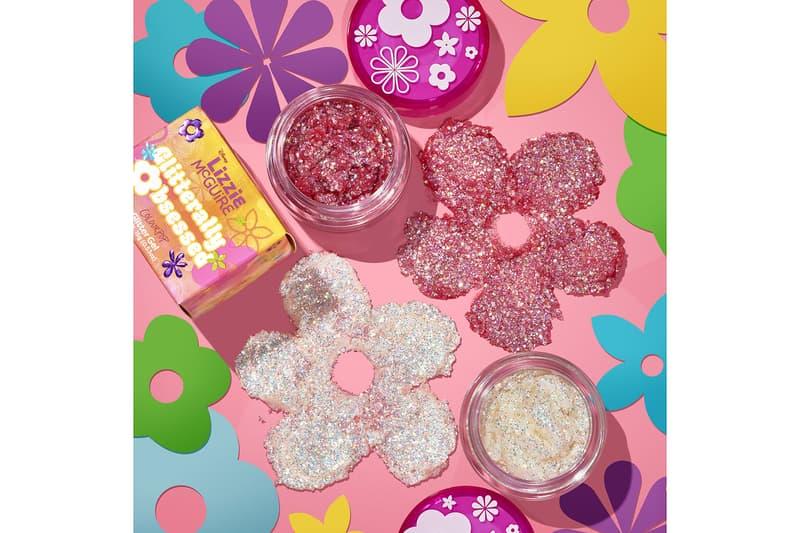 colourpop disney lizzie mcguire collaboration eyeshadows makeup