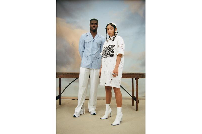 Daily Paper Spring/Summer 2021 Future Roots Collection Campaign Editorial