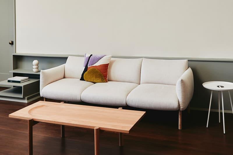 dims sofa couch furniture design alfa table wood