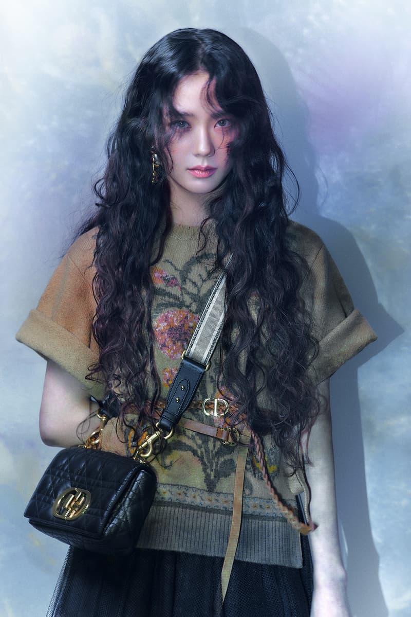 Dior Welcomes Jisoo As New Brand Ambassador BLACKPINK Beauty Fashion Maria Grazia Chiuri Campaign
