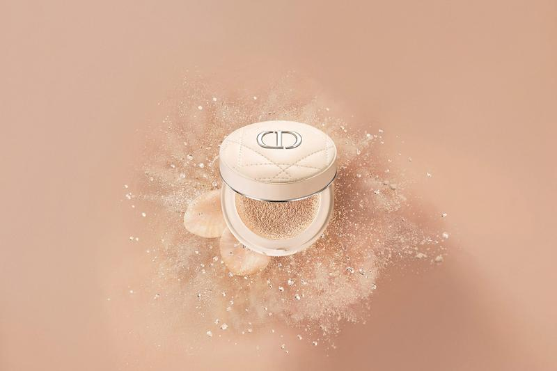 dior forever cushion loose powder foundation makeup
