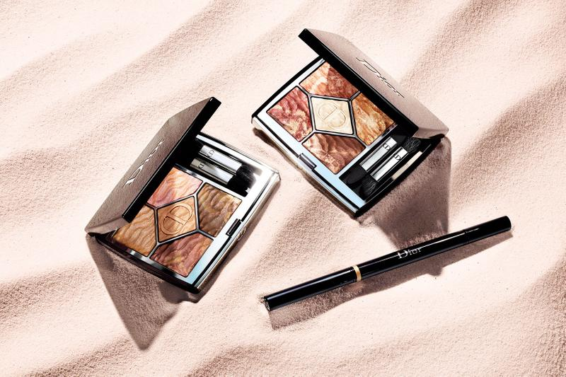 dior makeup summer 2021 collection 5 Couleurs Couture