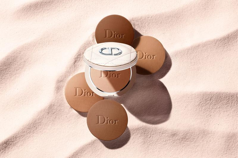 dior makeup summer 2021 collection bronzer