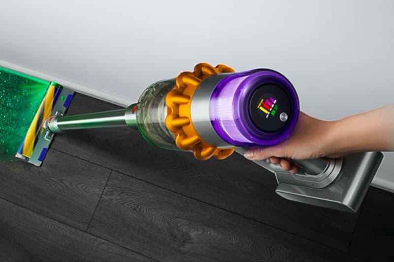 Dyson V15 Detect Vacuum Laser Dust Sensor