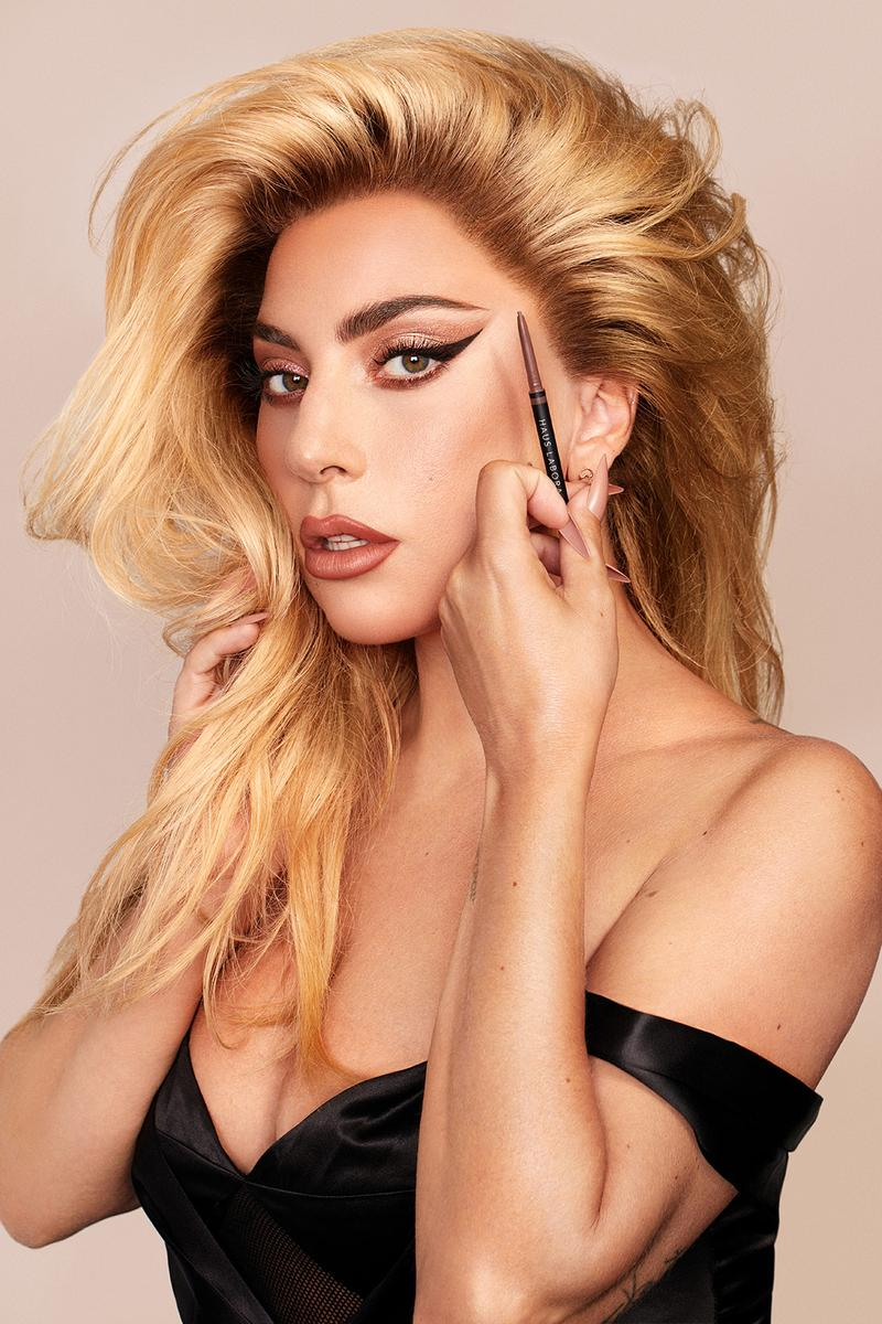 haus laboratories lady gaga the edge precision eyebrow pencil vegan makeup