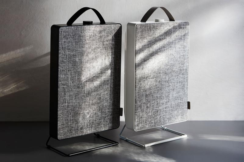 ikea air purifier fornuftig homeware gadgets devices white black gray