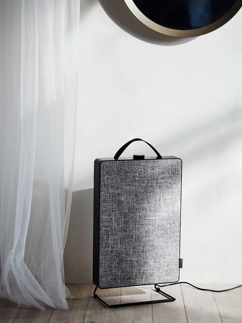 ikea air purifier fornuftig homeware gadgets devices gray room