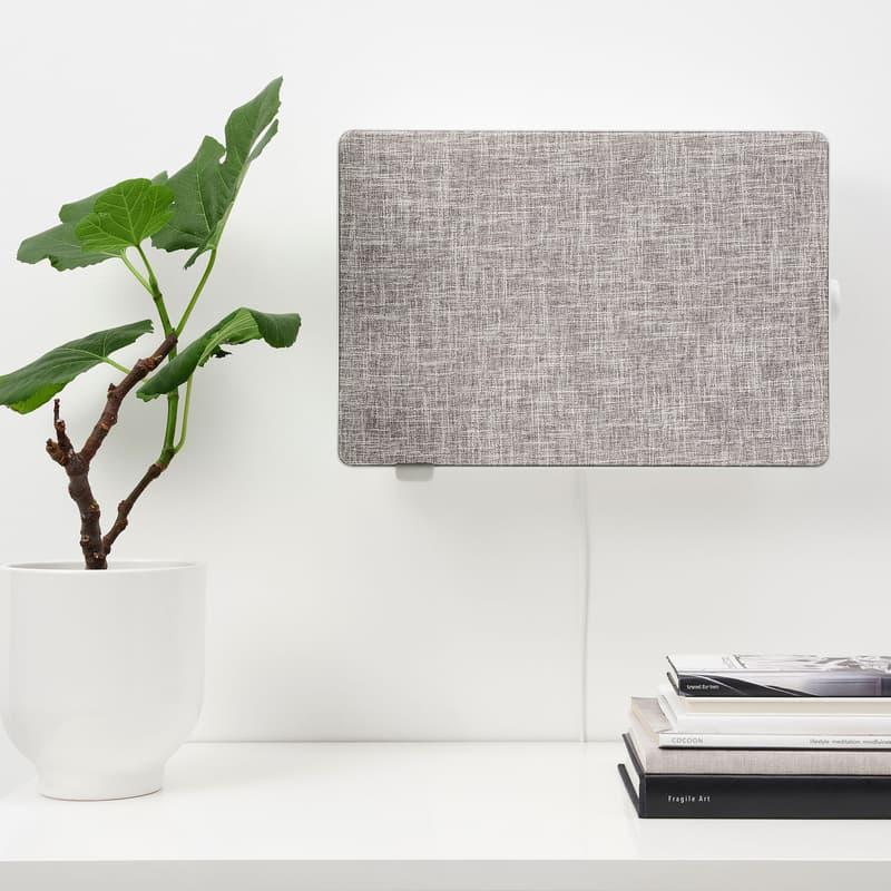 ikea air purifier fornuftig homeware gadgets devices wall mount