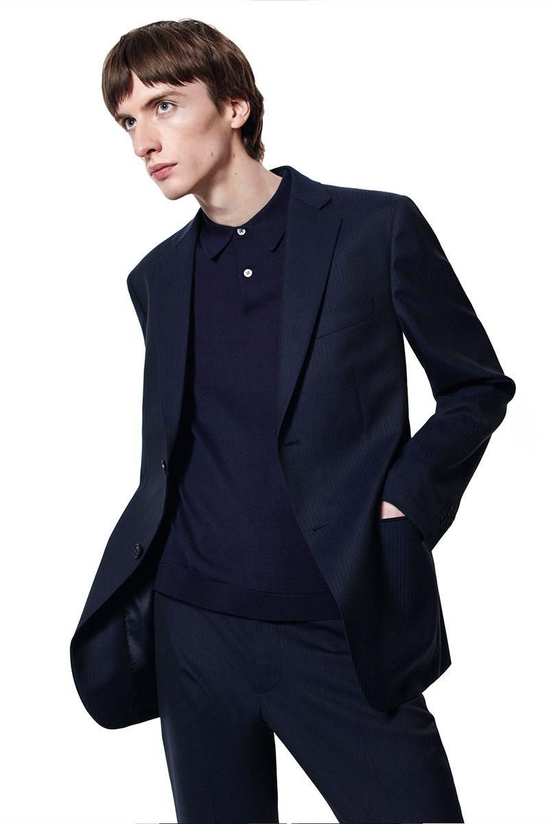 jil sander uniqlo plus j spring summer ss21 collaboration collection pantsuit blazer