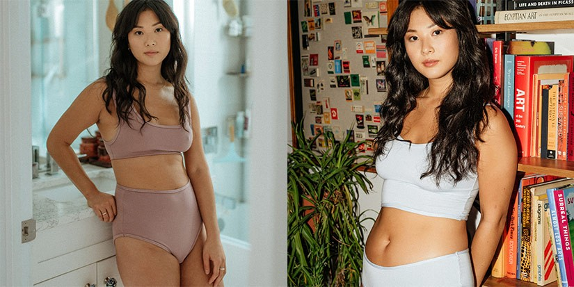 """MARY YOUNG Unveils Cozy Intimates in """"MY Essentials"""" SS21 Collection"""