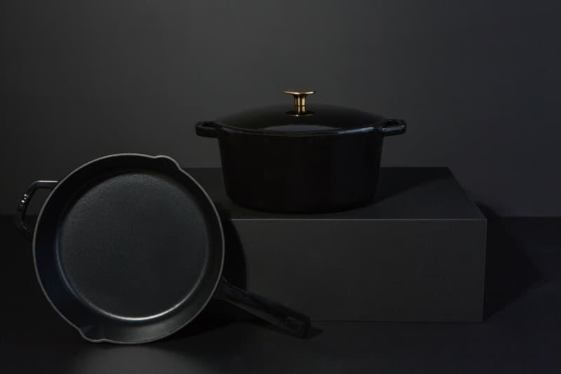 milo cookware kitchen cast iron pants pots new colorways black