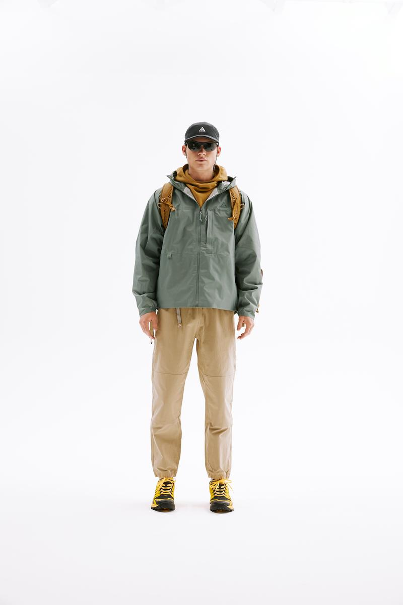 nike acg collection sivasdescalzo svd immersive virtual reality experience jacket outerwear pants hat shades