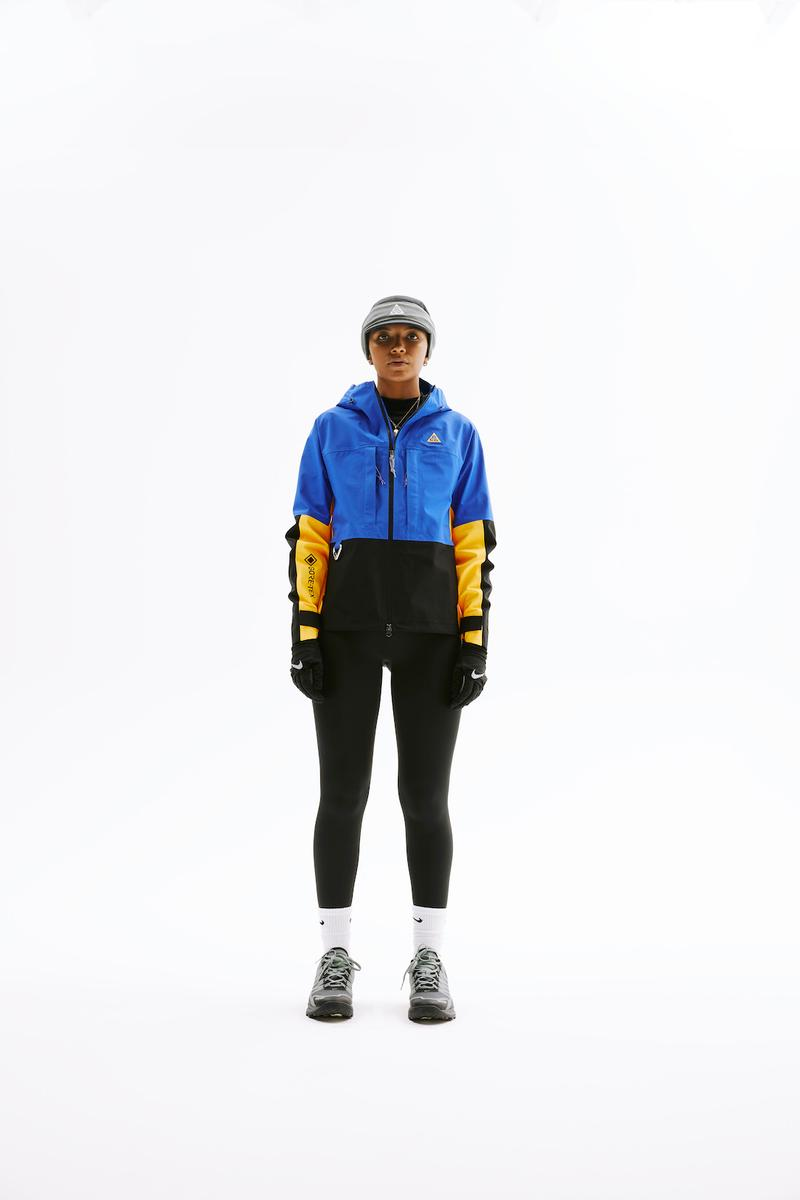 nike acg collection sivasdescalzo svd immersive virtual reality experience outerwear jacket hat leggings