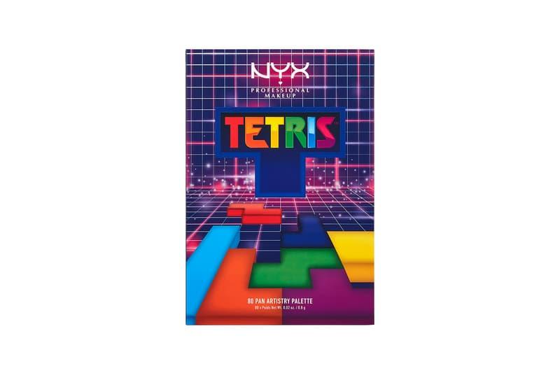 nyx professional makeup tetris collaboration jumbo shadow palette