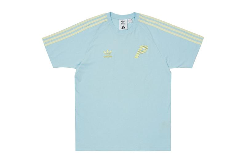 palace spring drop 4 collection adidas mini collaboration three stripes sky blue