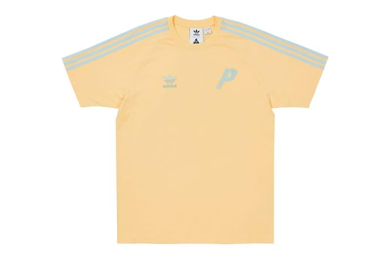 palace spring drop 4 collection adidas mini collaboration three stripes orange