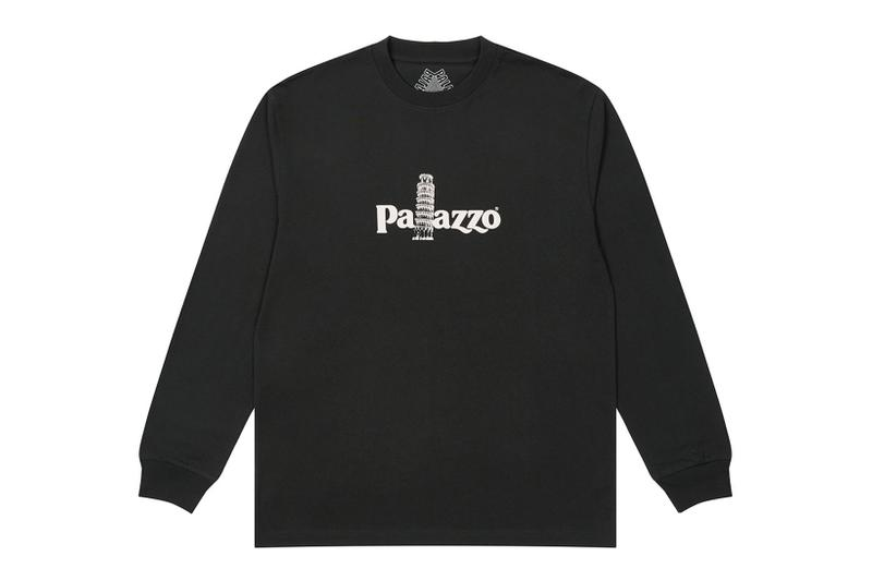 palace spring drop 4 collection sweatshirt palazzo leaning tower of pisa