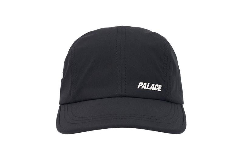 palace spring drop 4 collection logo cap hat graphic