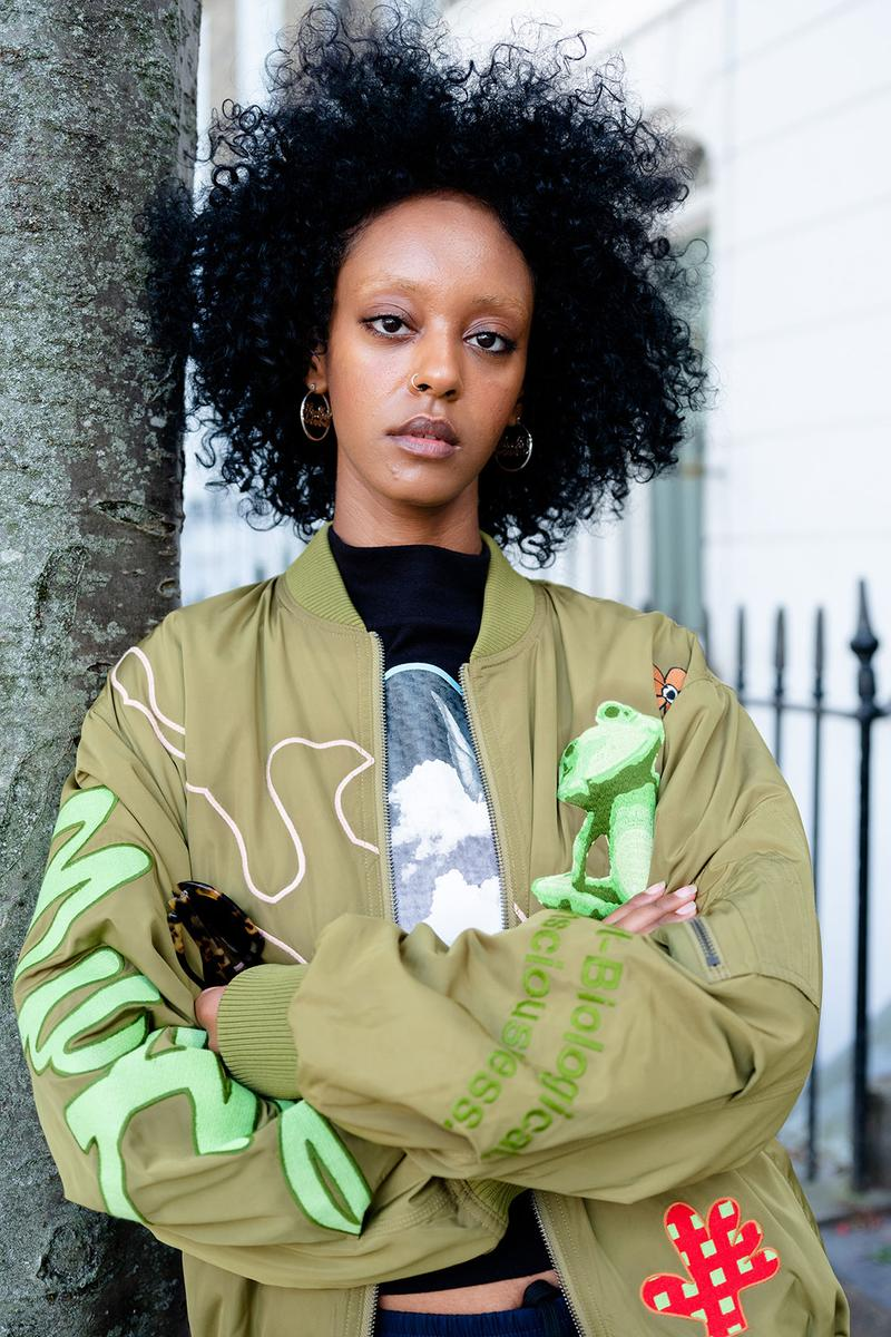 pam perks and mini nuage spring summer collection lookbook jacket