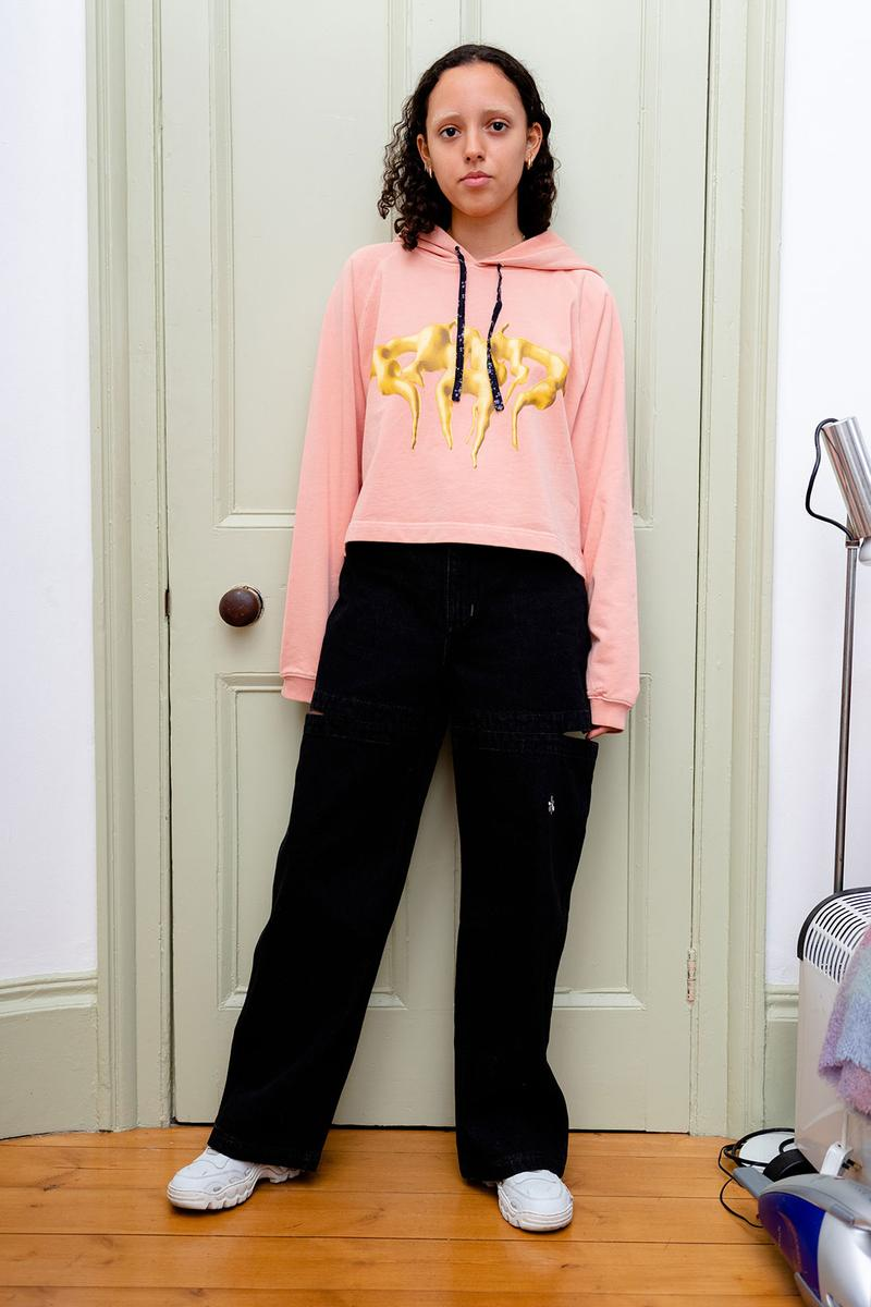 pam perks and mini nuage spring summer collection lookbook hoodies pants