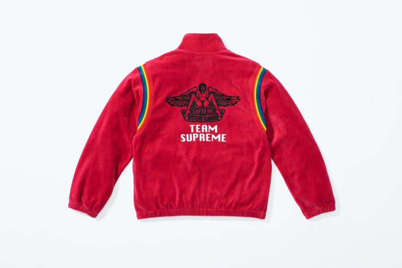 supreme hysteric glamour spring collaboration jacket outerwear